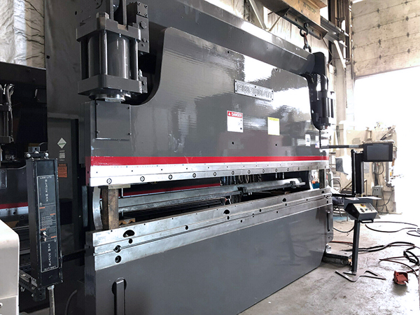 Used Hydraulic Press Brake Cincinnati 230CBII 2001