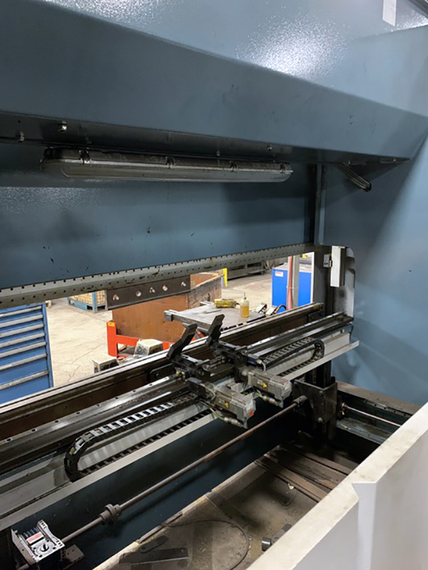 Used Hydraulic Press Brake Durma AD-S 30135 2011