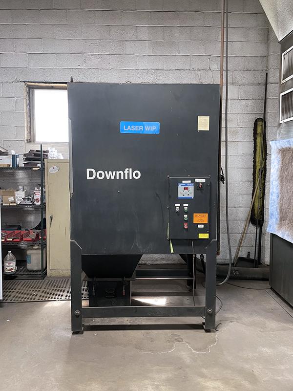 Used Laser Cutting Machine Amada LC2415A4NT 4,000 WATT 2006