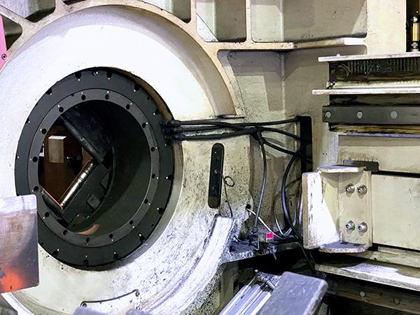 Used Laser Cutting Machine Mazak Fabri Gear 220 II 2010