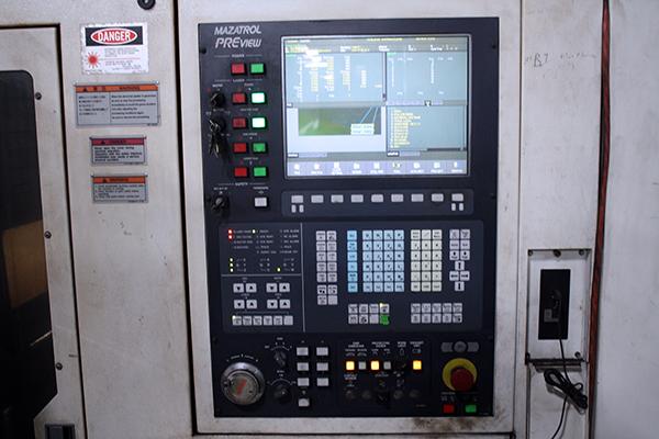 Used Laser Cutting Machine Mazak Hyper turbo X510 2011