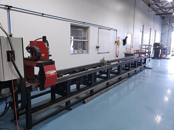 Used Plasma Cutting Machine Dynatorch Dyna-Tube XL2 2019