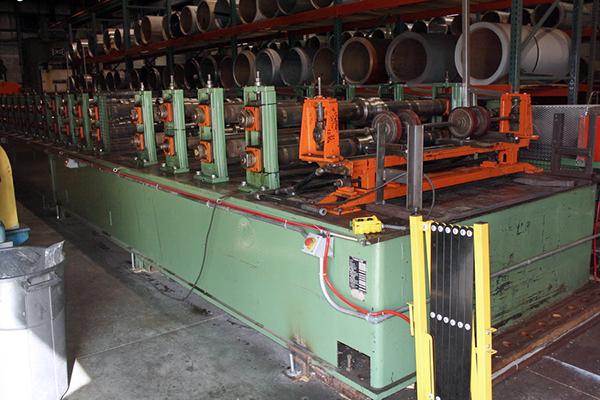 Used Roll Former Ardcor 1 1/2 FU 1963