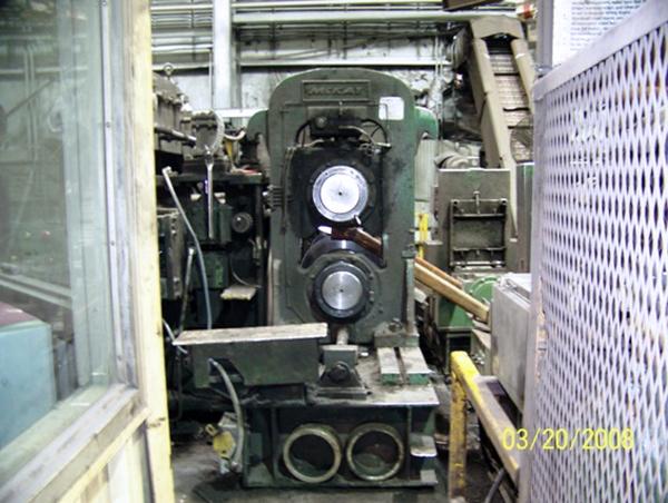 Used Slitting Line McKay 66