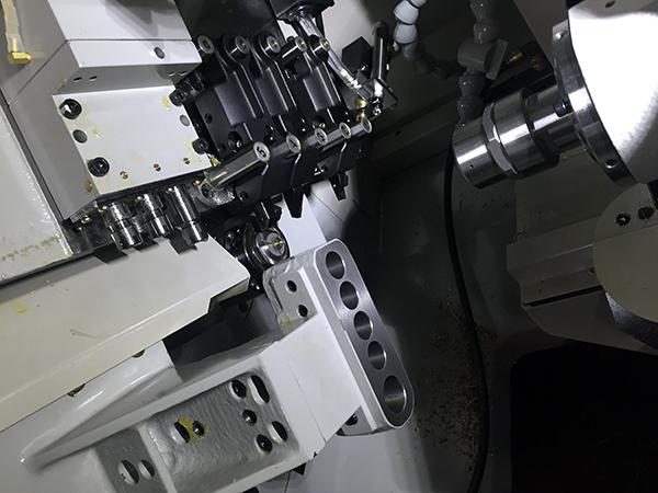 Used Swiss Lathe Nomura NN-16SB6 2015