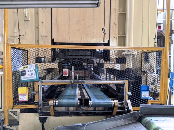 Used Transfer Press Aida FT-S2-700 1975