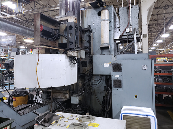 Used Turret Lathe Mighty Viper VTL 16/20M 2009