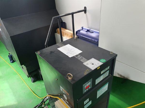 Used Vertical Machining Center Doosan DNM750LII 2017