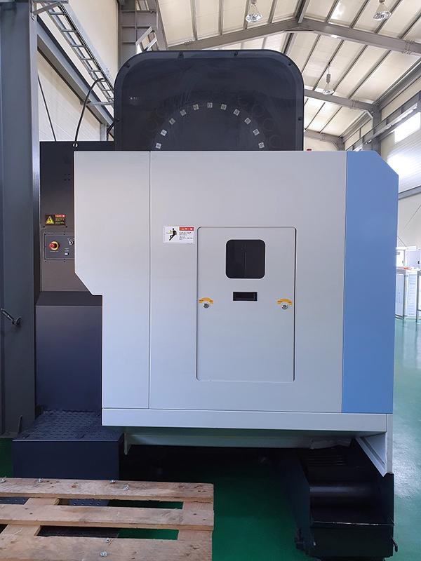 Used Vertical Machining Center Doosan Mynx 5400/50 2017
