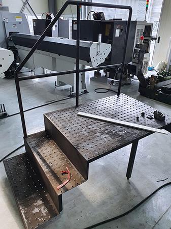 Used Vertical Machining Center Doosan Mynx 9500/50 2017