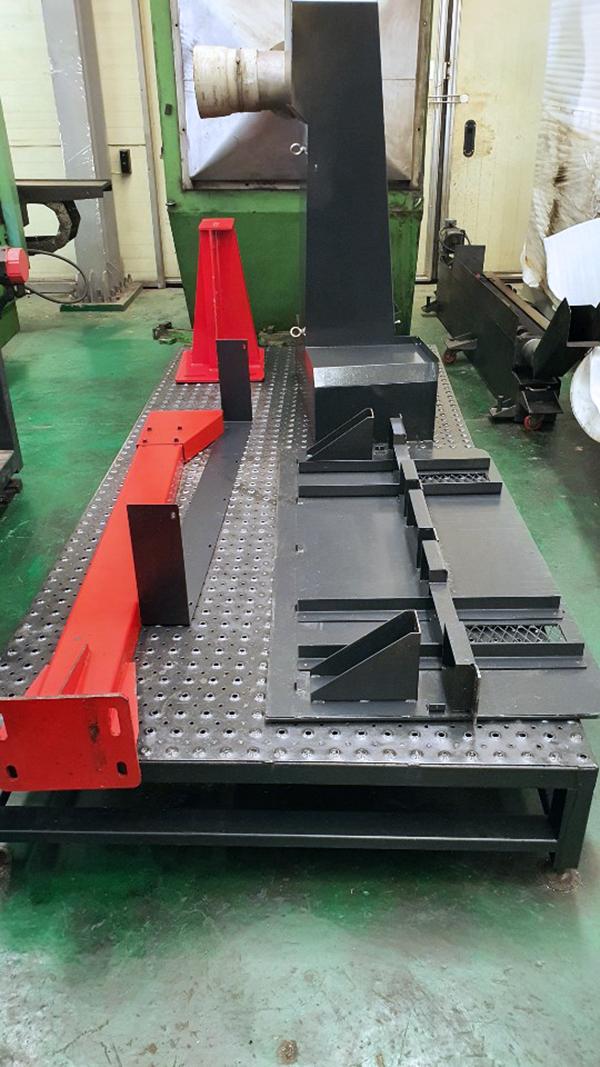 Used Vertical Machining Center Doosan VM960L 2013