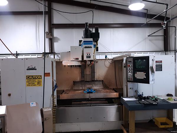 Used Vertical Machining Center Fadal VMC 6030HT 1996