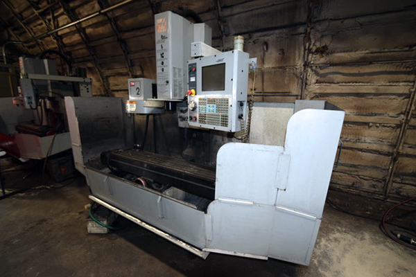 Used Vertical Machining Center Haas TM-2 2006