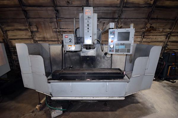 Used Vertical Machining Center Haas TM-2 2006
