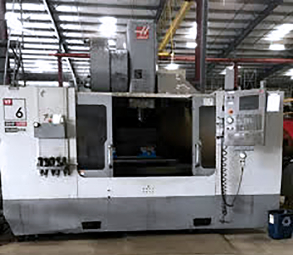 Used Vertical Machining Center Haas VF-6/50 2005