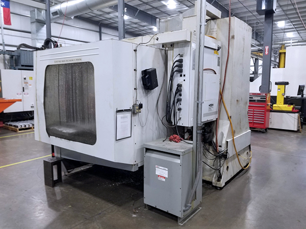Used Vertical Machining Center Haas VF-7 1999