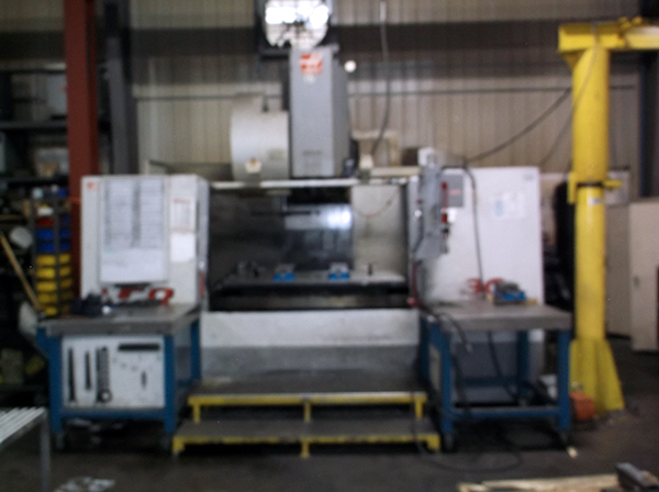 Used Vertical Machining Center Haas VF-8/50 2001