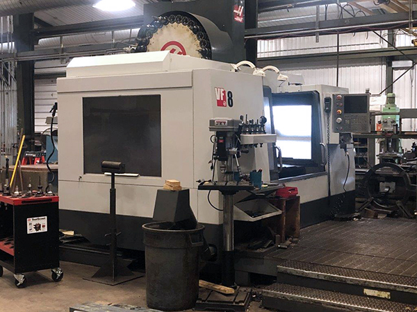 Used Vertical Machining Center Haas VF-8/50 2012
