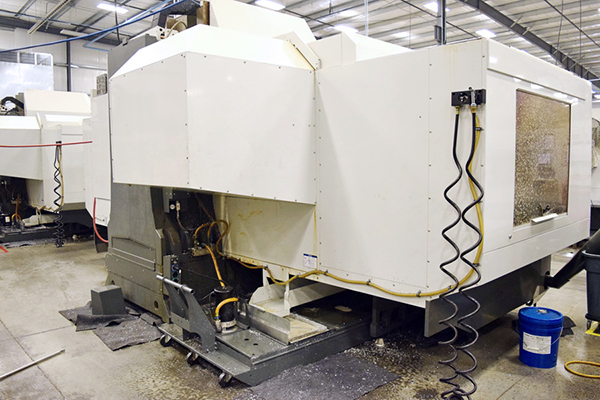 Used 5 Axis Machining Center Haas VR-11 2013