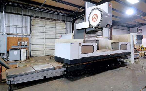 Used Vertical Machining Center Haas VS-3 2013