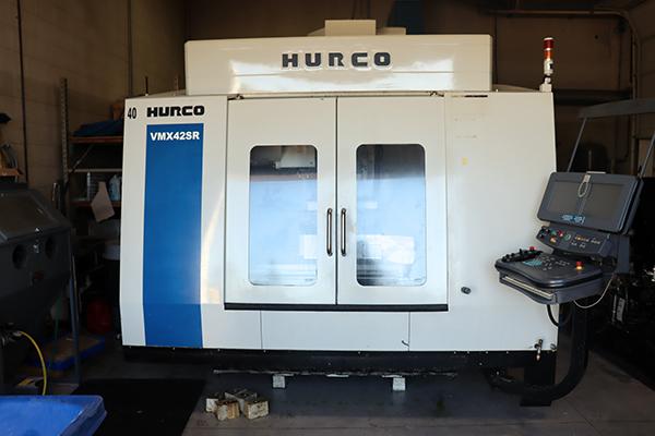 Used Vertical Machining Center Hurco VMX-42SR 2012