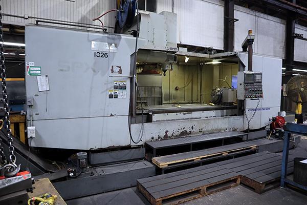 Used Vertical Machining Center Hyundai Kia VX-950M 2007
