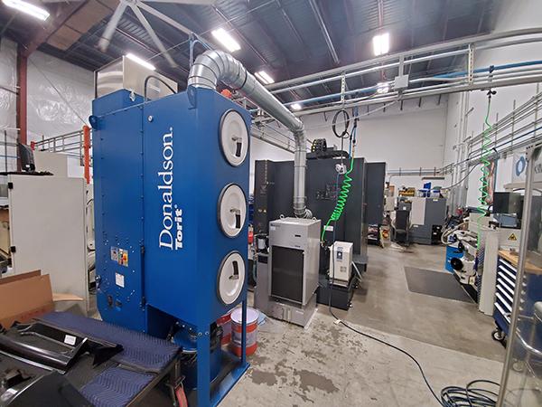 Used Vertical Machining Center Makino F5 2018
