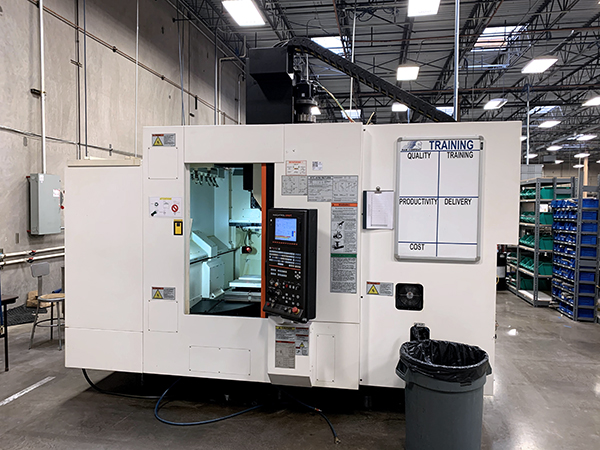 Used Vertical Machining Center Mazak VCU-500A/2PC 2015