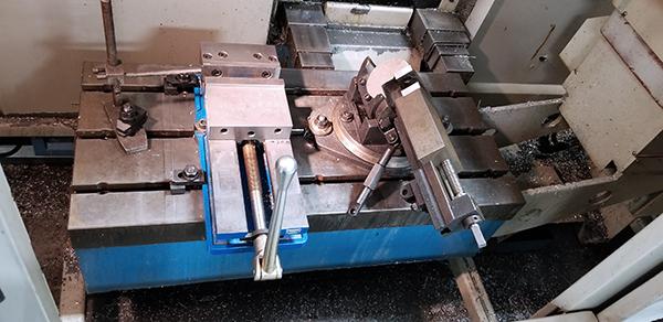 Used Vertical Machining Center Mazak VTC-16A 1994