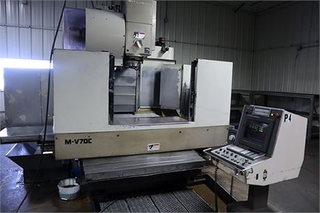 Used Vertical Machining Center Mitsubishi M-V 70C 1994