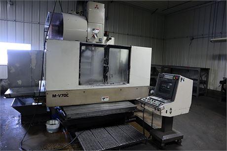 Used Vertical Machining Center Mitsubishi M-V 70C 1994