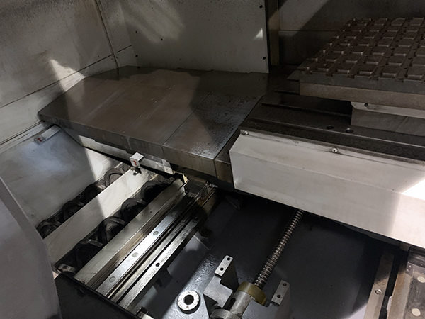 Used Vertical Machining Center Mori Seiki DuraVertical 5100 2013