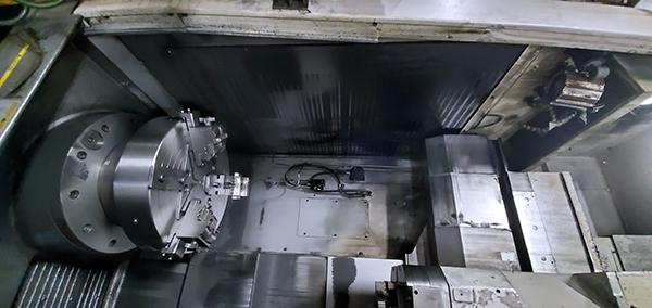 Used Vertical Turret Lathe Okuma VTM 65 2007