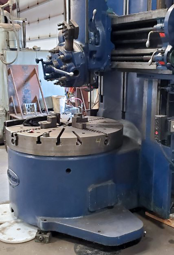 Used Vertical Turret Lathe Bullard 50