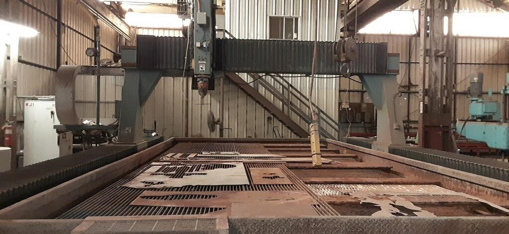 Used Water Jet Flow 4080 2002