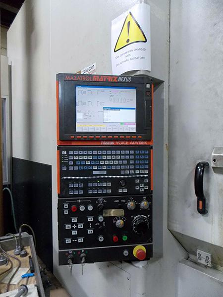 Mazak HCN-6800 2008 7